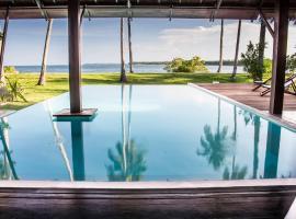 Kalinaw Resort, hotel near Cloud 9 Surfing Area, General Luna