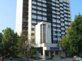 Hotel Velbazhd, hotel in Kyustendil