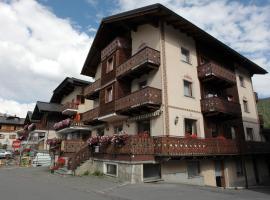 Hotel Miramonti, hotel poblíž významného místa Doss, Livigno