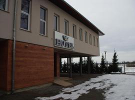 Hotel Pod Złotą Koroną – hotel w pobliżu miejsca PKP Opole Główne w mieście Opole