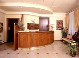 Hotel Melecchi, отель в Лукке