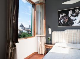 Hotel Caravaggio, hotel near San Marco Museum, Florence