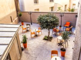 Courtyard by Marriott Paris Porte de Versailles, hôtel à Issy-les-Moulineaux
