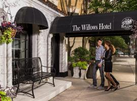 The Willows Hotel, hotel in Lakeview, Chicago