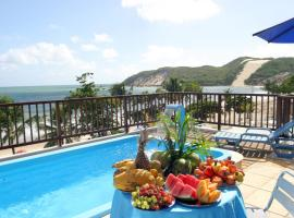 Hotel Pousada Azzurra, hotel in Natal
