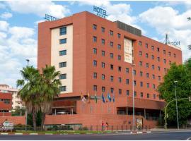 Extremadura Hotel, отель в городе Касерес