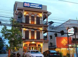BS Airport at Phuket, hotel near Phuket International Airport - HKT, Nai Yang Beach
