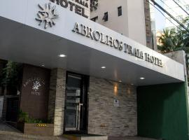 Abrolhos Praia Hotel, hotel near Abolition Palace, Fortaleza