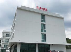 A-Port, hotel a Lat Krabang