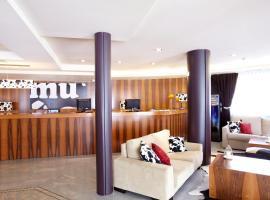 Hotel Mu, hotel in La Cortinada