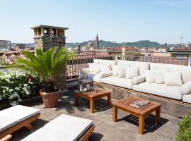 Gallery Hotel Art - Lungarno Collection, отель во Флоренции