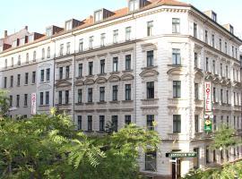 Galerie Hotel Leipziger Hof, hotel in Ost, Leipzig