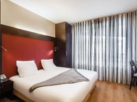 Appart'City Confort Marne La Vallée Val d'Europe, apartment in Montévrain