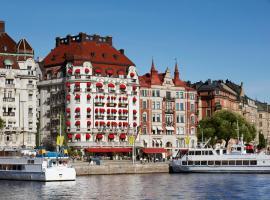 Hotel Diplomat Stockholm, hotel in Stockholm
