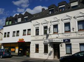 Oberkasseler Hof Bonn, pet-friendly hotel in Bonn