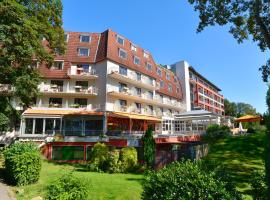 Ringhotel Zweibruecker Hof, hotel near shoping and pedestrian area, Herdecke