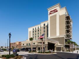 Hampton Inn & Suites by Hilton Carolina Beach Oceanfront, hotel in Carolina Beach