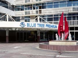 Blue Tree Premium Verbo Divino - Nações Unidas, hotel in Sao Paulo