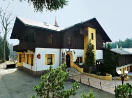 Hotel Orion, hotel poblíž významného místa Ještěd, Liberec