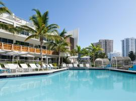 The Gates Hotel South Beach - a Doubletree by Hilton, hotel in Miami Beach
