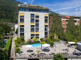 Garni Nessi, hotel in Locarno