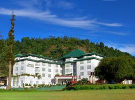 Araliya Green Hills Hotel, hotel in Nuwara Eliya