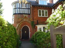 The Manse B&B, hotel near Beachy Head, Eastbourne