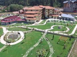 Термо СПА хотел Римска баня, хотел близо до Добърско, Баня