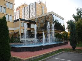Hotel Park, отель в Нови-Саде