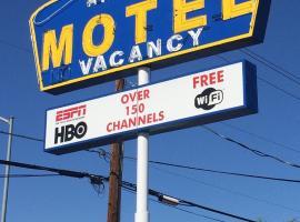 A Fisher's Inn Motel, motel in Las Vegas