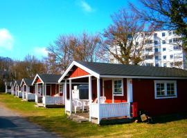 Helsingør Camping & Cottages Grønnehave, overnatningssted i Helsingør