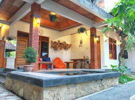 Halaman Depan Hostel, hostel in Ubud