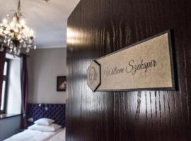 Siedem Komnat Siedmiu Mistrzów, hotel in Toruń