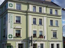 Penzion Greenstar, hotel v destinaci Ústí nad Labem