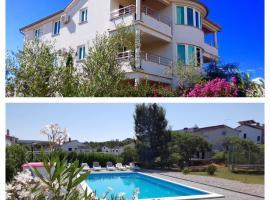 Apartments Kovacic, hotel near Valica Cove, Malinska