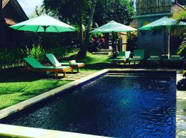 Kayu Bali, hotel near Nirwana Golf Course, Canggu