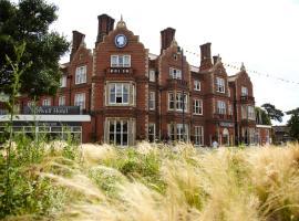 The Orwell Hotel, hotel in Felixstowe