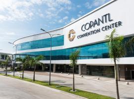 Copantl Hotel & Convention Center, hotel in San Pedro Sula