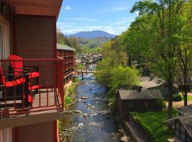 Baymont by Wyndham Gatlinburg On The River, Hotel in Gatlinburg