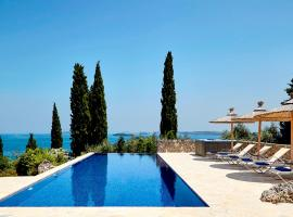 Villa Naldera, hotel a Komménon