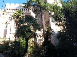 Villa du Chateau, apartment in Nice