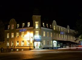 Moss Hotel, hotell i Moss