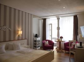 Hotel Ratsstuben, boutique hotel in Lindau