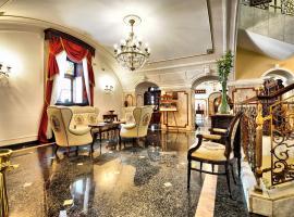Hotel Leopold I, отель в Нови-Саде