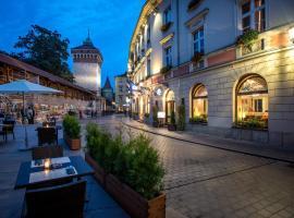 Hotel Polski Pod Białym Orłem – hotel w Krakowie