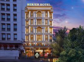 Berjer Boutique Hotel & Spa, отель с джакузи в Стамбуле