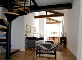 Le Couvent Marseille, serviced apartment in Marseille