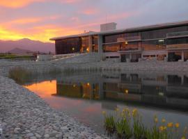 Casa de Uco Vineyards and Wine Resort, hotel en Los Árboles