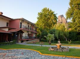 Spanias Hotel, hotel in Kalabaka