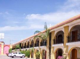 Hotel Posada del Sol Inn, hotel en Torreón